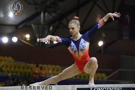 Denisa Golgotă s-a calificat în finala de la sol la Cottbus 1