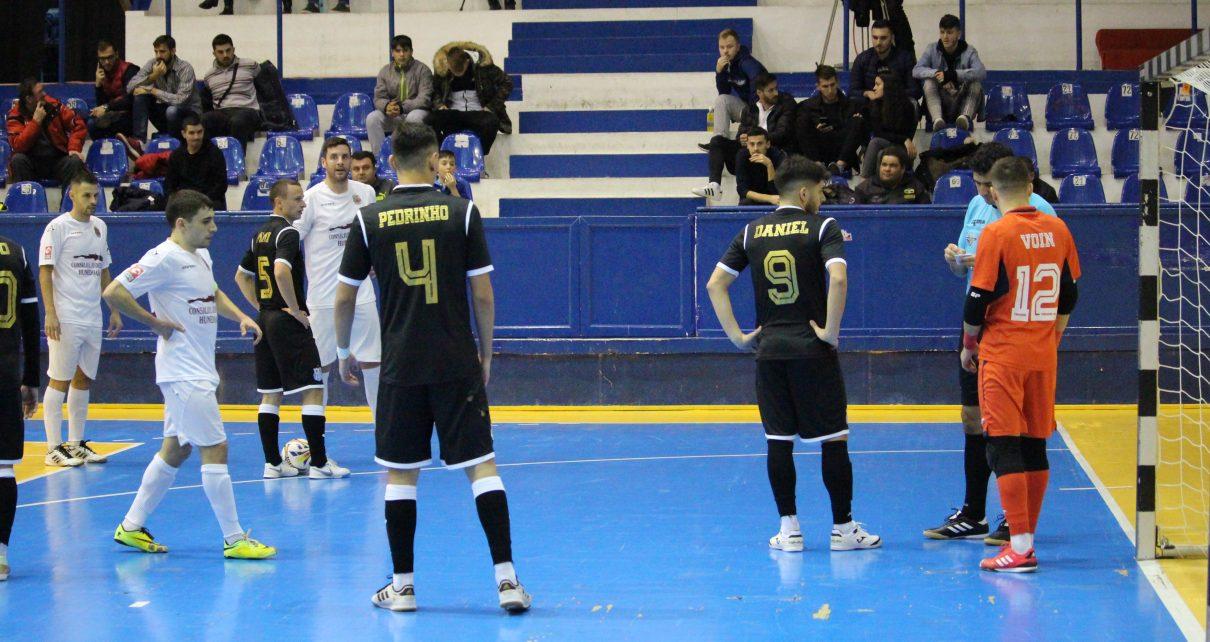 Programul competițiilor de futsal din Ligile naționale 8