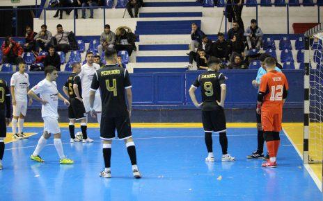 Programul competițiilor de futsal din Ligile naționale 2