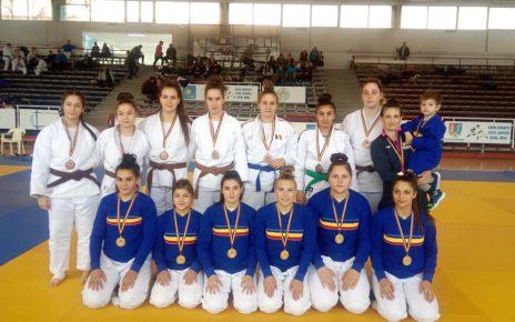 Sportivele de la SCM Deva pe podium la Campionatele Naționale U 23 2