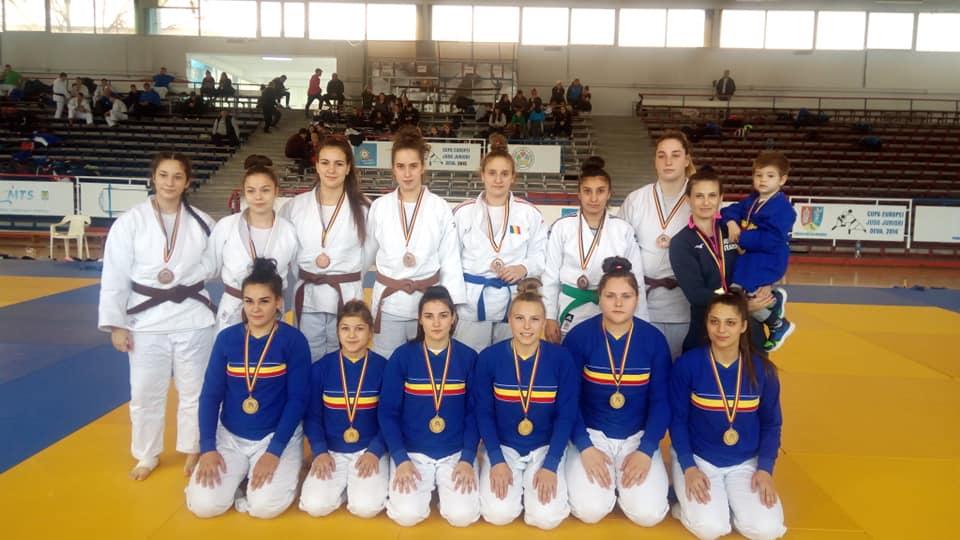 Sportivele de la SCM Deva pe podium la Campionatele Naționale U 23 6