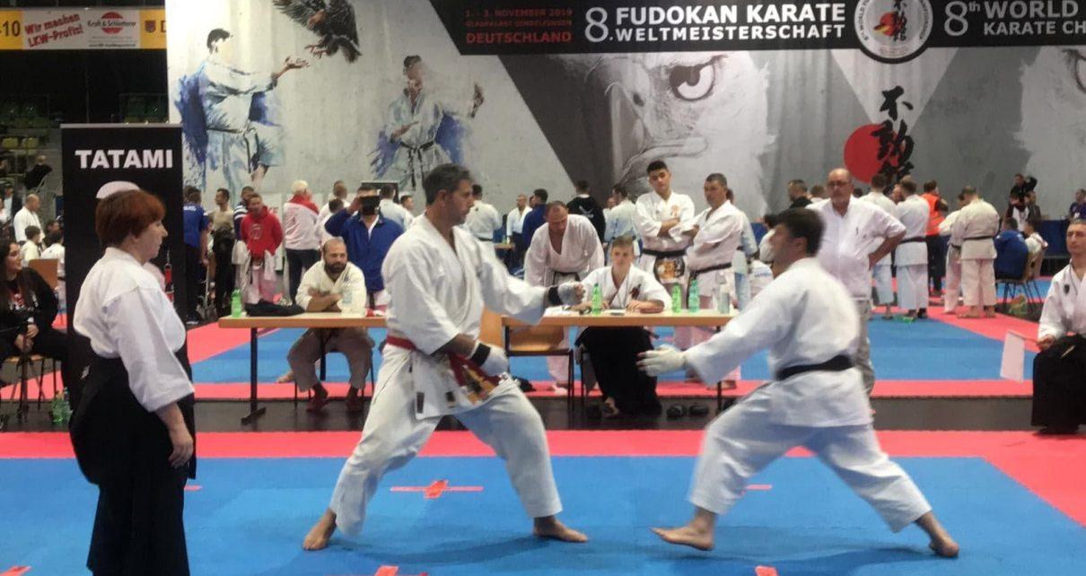 Mircea Popa dublu medaliat cu aur la mondiale 1
