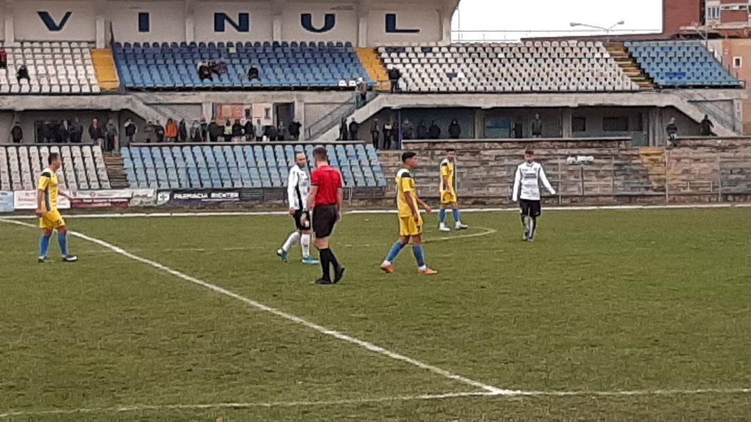 CS Hunedoara- Industria Galda de Jos 2-1(2-1) 1