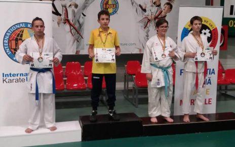 Sportivii de la CFR Simeria medaliați la Cupa României 2