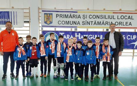 Fotbal Trofeul Țara Hațegului Junior's Cup Indoor 4