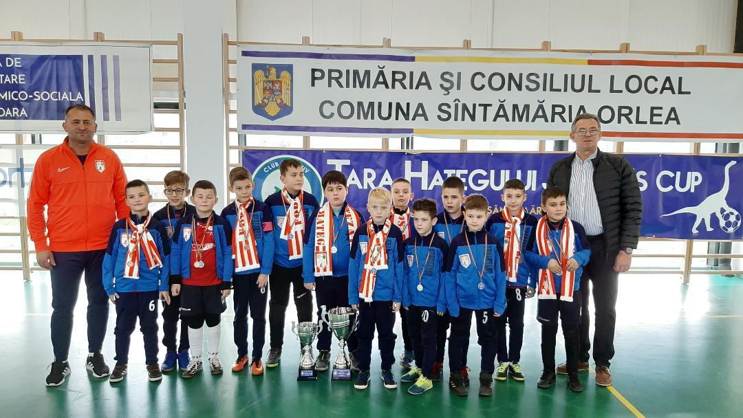Fotbal Trofeul Țara Hațegului Junior's Cup Indoor 1