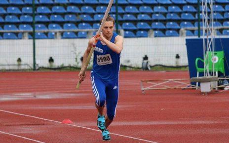 Andrei Deliu (SCM Deva) vicecampion național la heptatlon 2