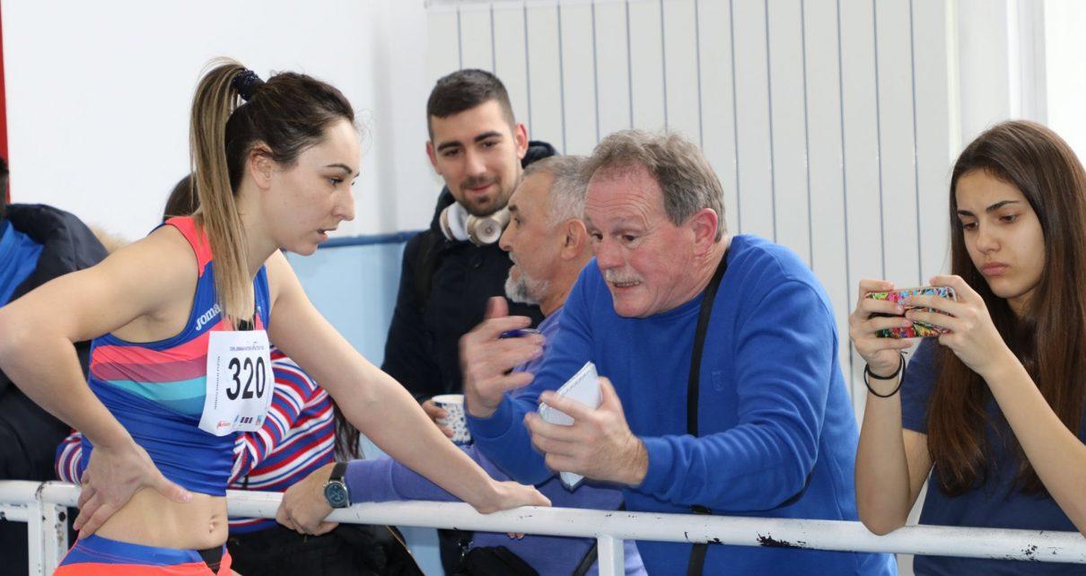 Trei atleți deveni participă la Campionatele Balcanice 1