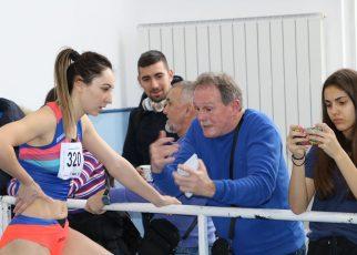 Trei atleți deveni participă la Campionatele Balcanice 3