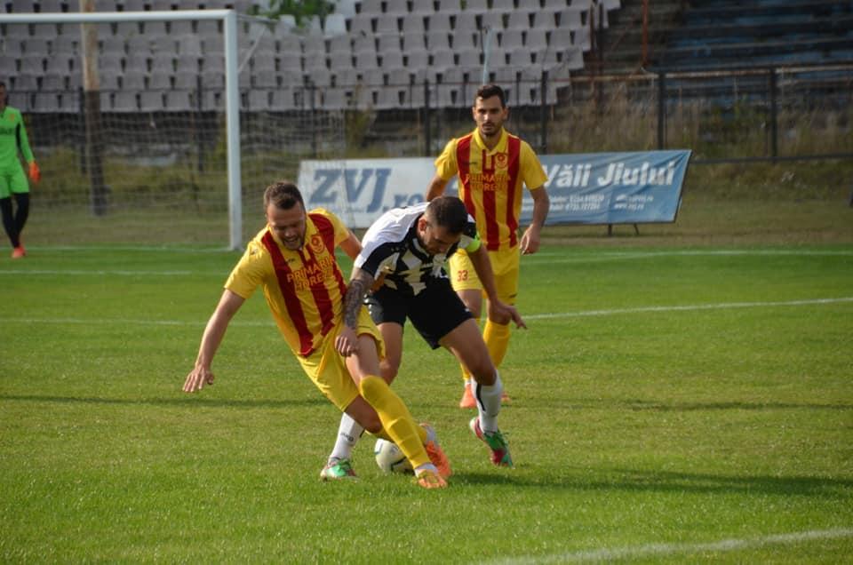 Jiul a remizat cu Horezu la revenirea în Liga 3 1