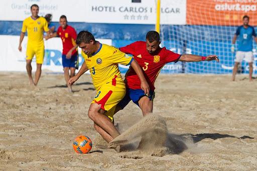 West Deva în Portugalia la Euro Beach Soccer CUP 2