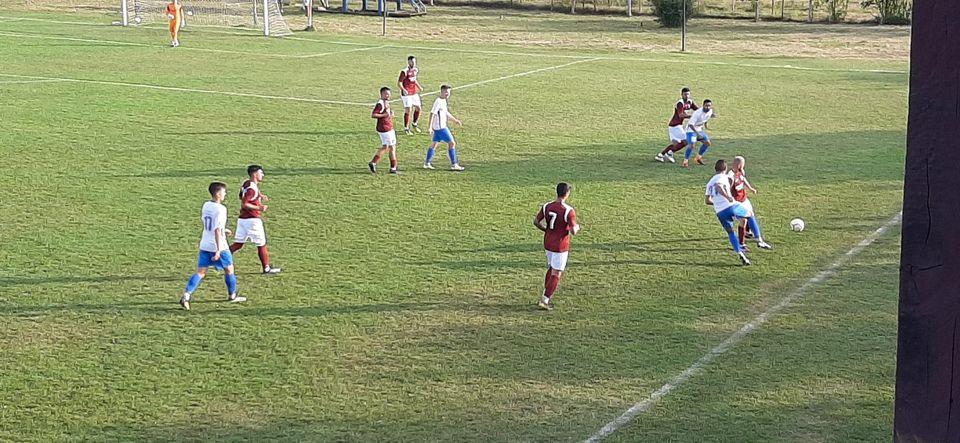 Deva a fost învinsă de Gilortul cu goluri în prelungirile reprizelor 7