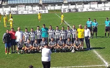 Jiul a pierdut la Horezu ultimul meci din acest an 4