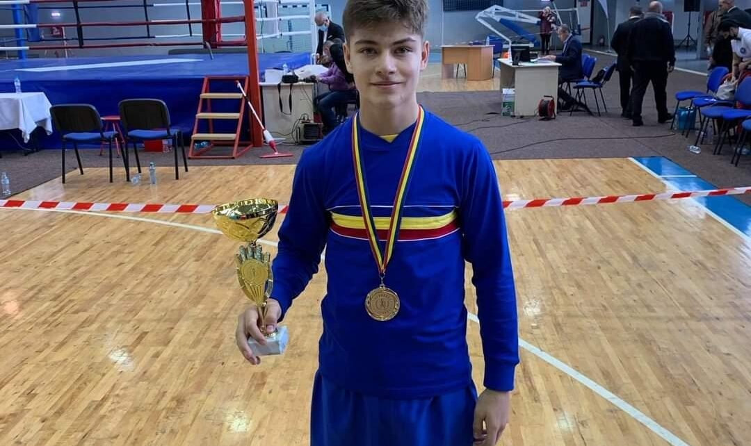 Daniel Gîrleanu campion național de juniori 10