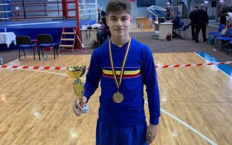 Daniel Gîrleanu campion național de juniori 4
