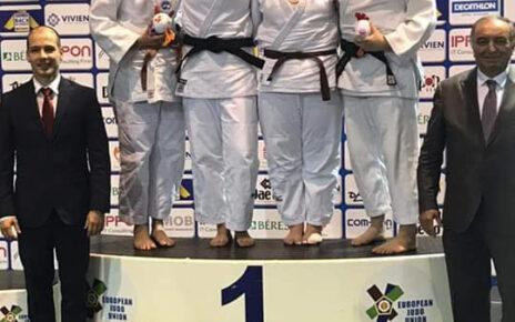 Judo Sportive legitimate la SCM Deva participă la Campionatele Europene 3