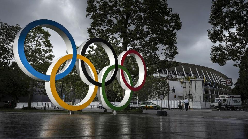 Sportivii mai puțini la deschiderea Olimpiadei de la Tokyo 5