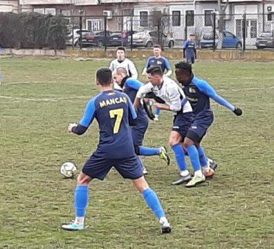CS Hunedoara câștigă amicalul cu CSC Ghiroda 7