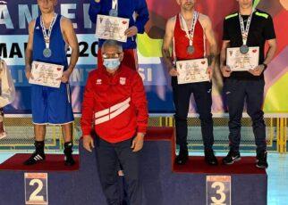 James Cheregi a câștigat medalia de aur la Cupa României 3