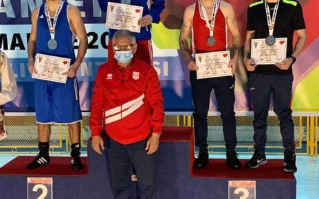 James Cheregi a câștigat medalia de aur la Cupa României 4