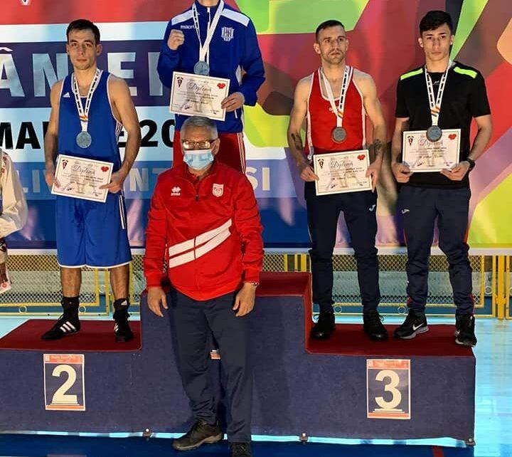 James Cheregi a câștigat medalia de aur la Cupa României 5