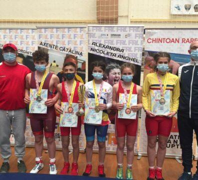 Medalii pentru luptătorii din județ la Cupa României U 15 5