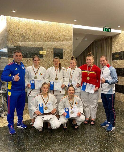 Sportivele de la SCM Deva pe podium la Campionatul Național 2