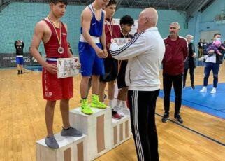 Daniel Florin Gîrleanu – medalie de aur la Cupa României 2