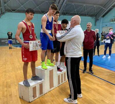 Daniel Florin Gîrleanu – medalie de aur la Cupa României 4