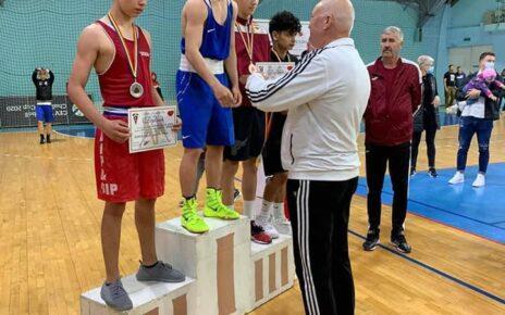 Daniel Florin Gîrleanu – medalie de aur la Cupa României 3