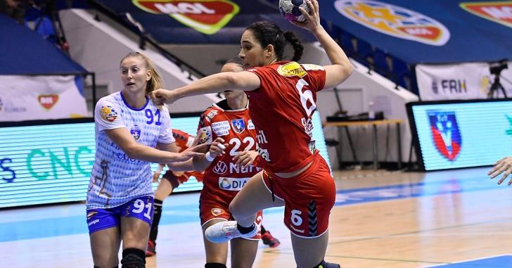 CSM Deva a fost eliminată din Cupa României FAN Courier la handbal feminin 3
